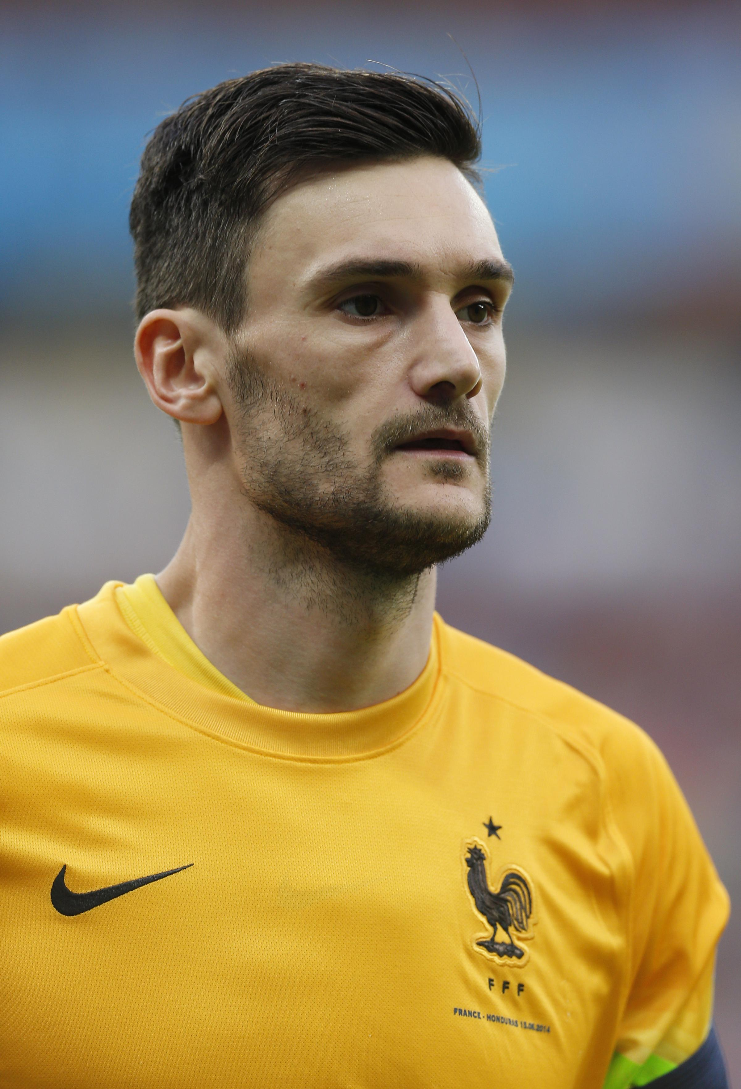 Hugo Lloris enjoyed a quiet night between the sticks for France. Picture: Action Images