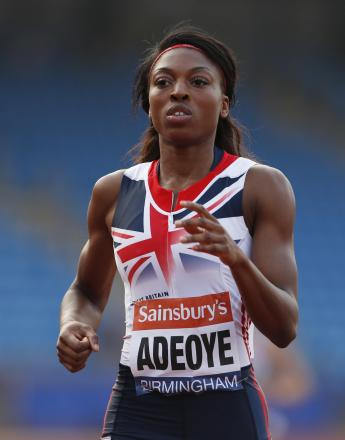 Margaret Adeoye was semi-finalist in the 200m at the 2012 Olympic Games in London. Picture: Action Images