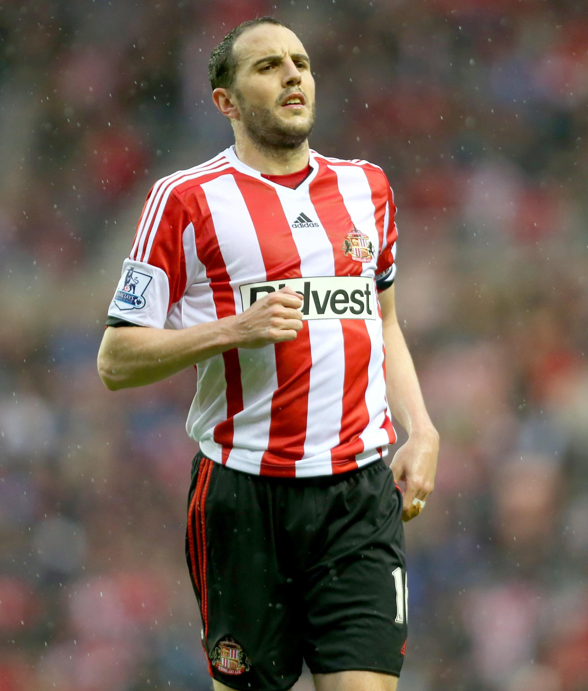 John O'Shea was a key figure as Sunderland avoided relegation last term. Picture: Action Images
