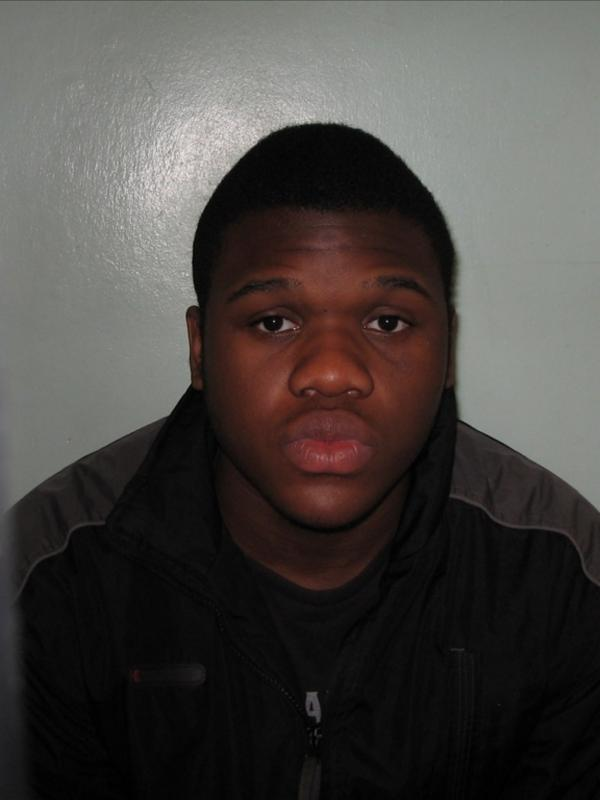 Deureece Reid was sentenced to three years in a young offender institution
