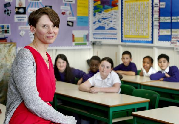 Enfield Independent: Ruth Shallcross, science teacher at Lavender primary school