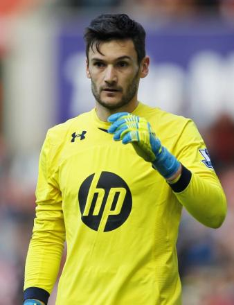 Hugo Lloris missed just one Premier League game for Spurs last term. Picture: Action Images