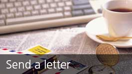 Enfield Independent: Send a letter