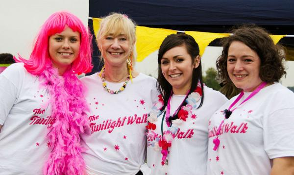 Walkers will raise money for the North London Hospice