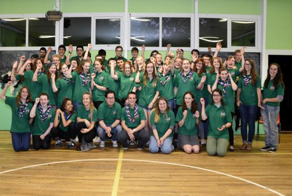 Explorers and scouts from Southgate to jet off to Namibia