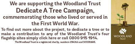 Enfield Independent: Woodland Trust