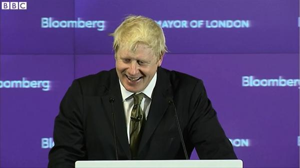 Mayor of London Boris Johnson to stand for MP