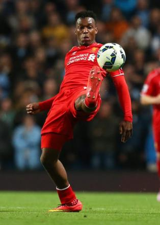 Liverpool forward Daniel Sturridge, scorer of 28 goals for club and country last term. Picture: Action Images