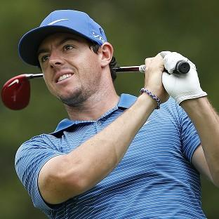 Rory McIlroy was in blistering form in Boston (AP)