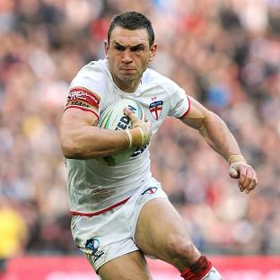 Kevin Sinfield has retired from international rugby league