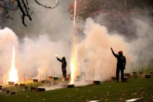 Enfield Town fireworks to take place today