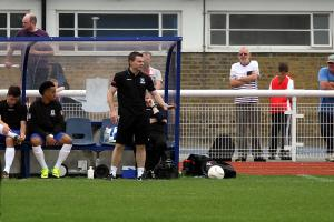 Enfield boss Quinton not getting carried away
