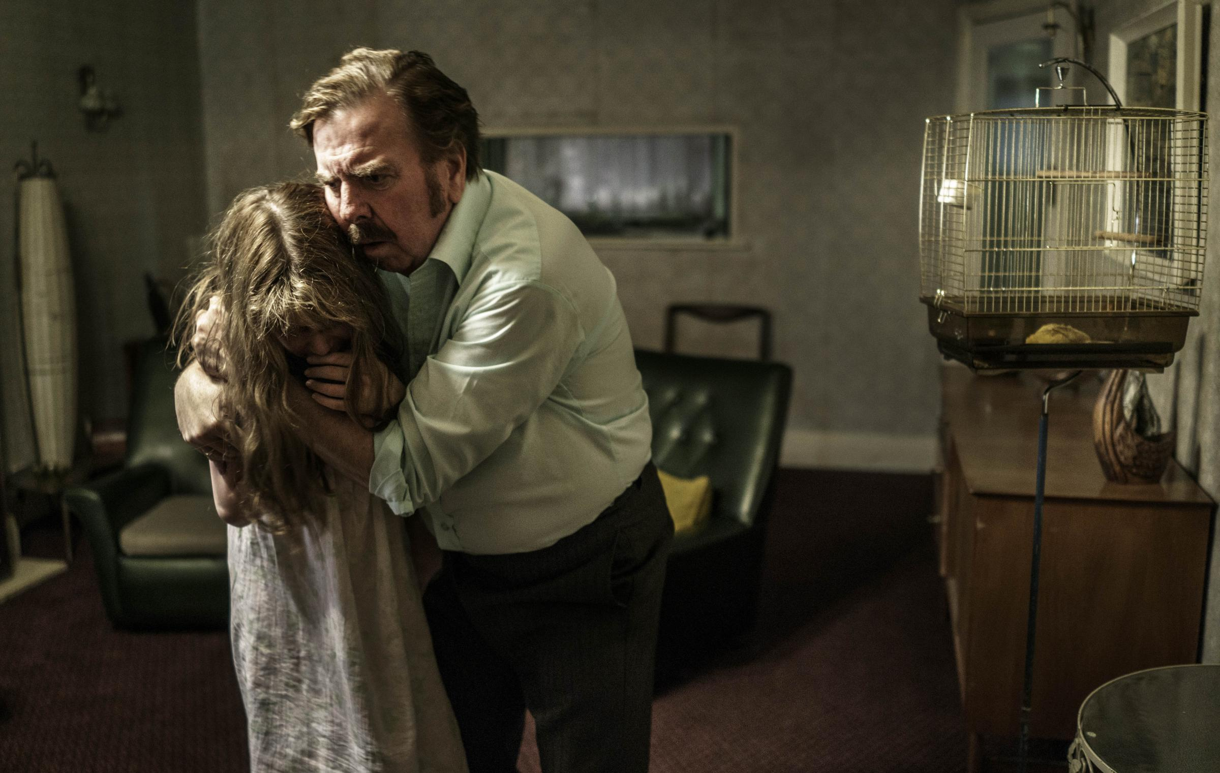 Timothy Spall starring in 'The Enfield Haunting'