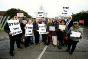 The 'stop the stink' campaign led by MP Andy Love to stop the smell at Deephams Sewage works