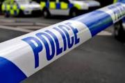 Four men arrested after sword found in car