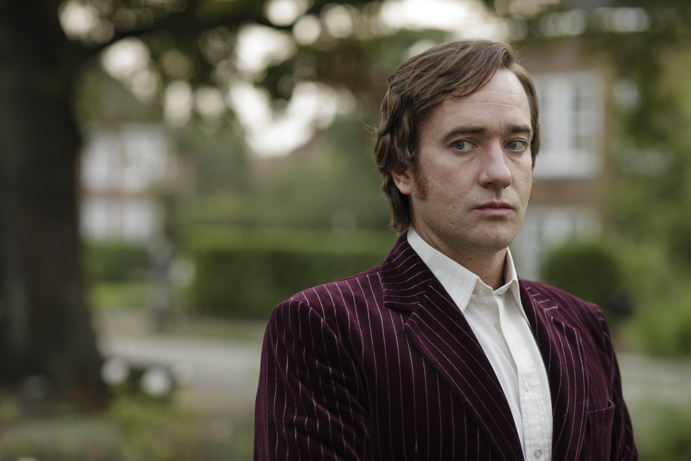 Star of The Enfield Haunting Matthew Macfadyen says he has an open mind about poltergeists