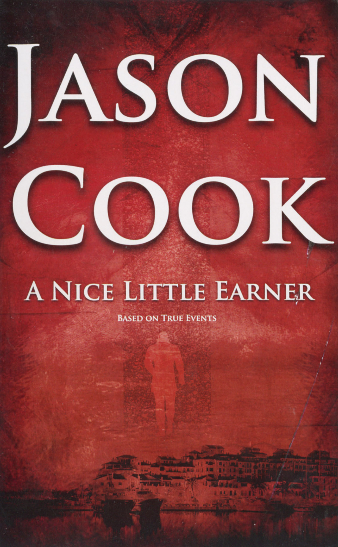 Jason recently published the third instalment in his series of four novels
