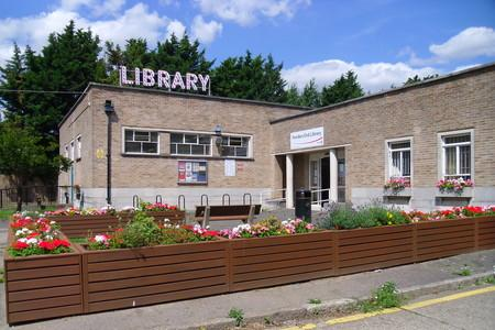 Age UK Enfield move into Ponders End Library