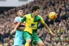 West Ham's Dimitri Payet, left, scored and helped set up another in a draw against Norwich