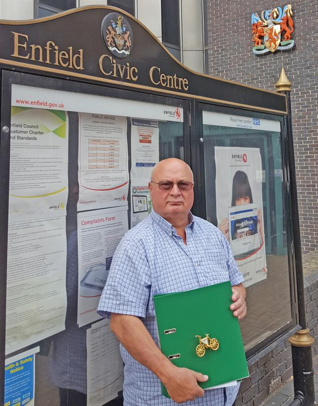 Campaigners 'stunned' after Cycle Enfield judicial review is rejected