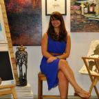 Enfield Independent: Eleni Duke at The Curious Duke Gallery