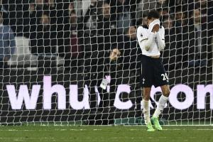 Dele Alli's post-match reaction speaks volumes. Picture: Action Images