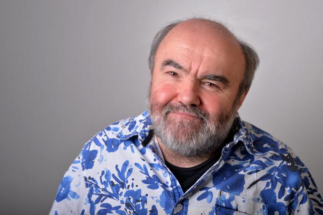 Andy Hamilton - photo by steve ullathorne