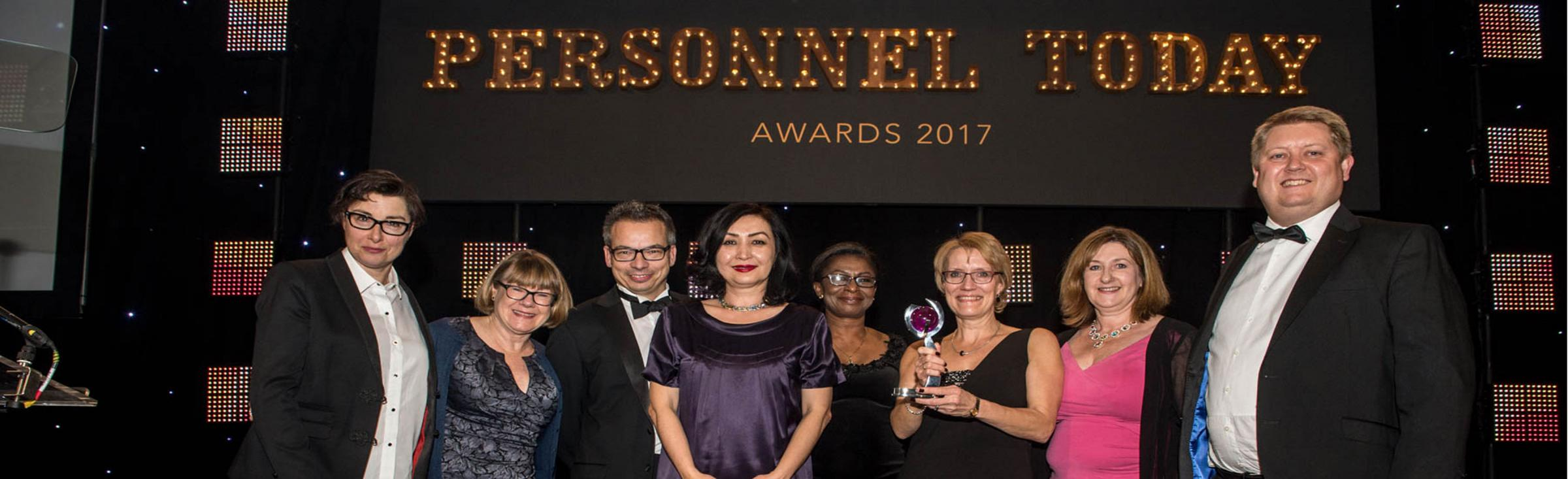 Career Returners programme wins award