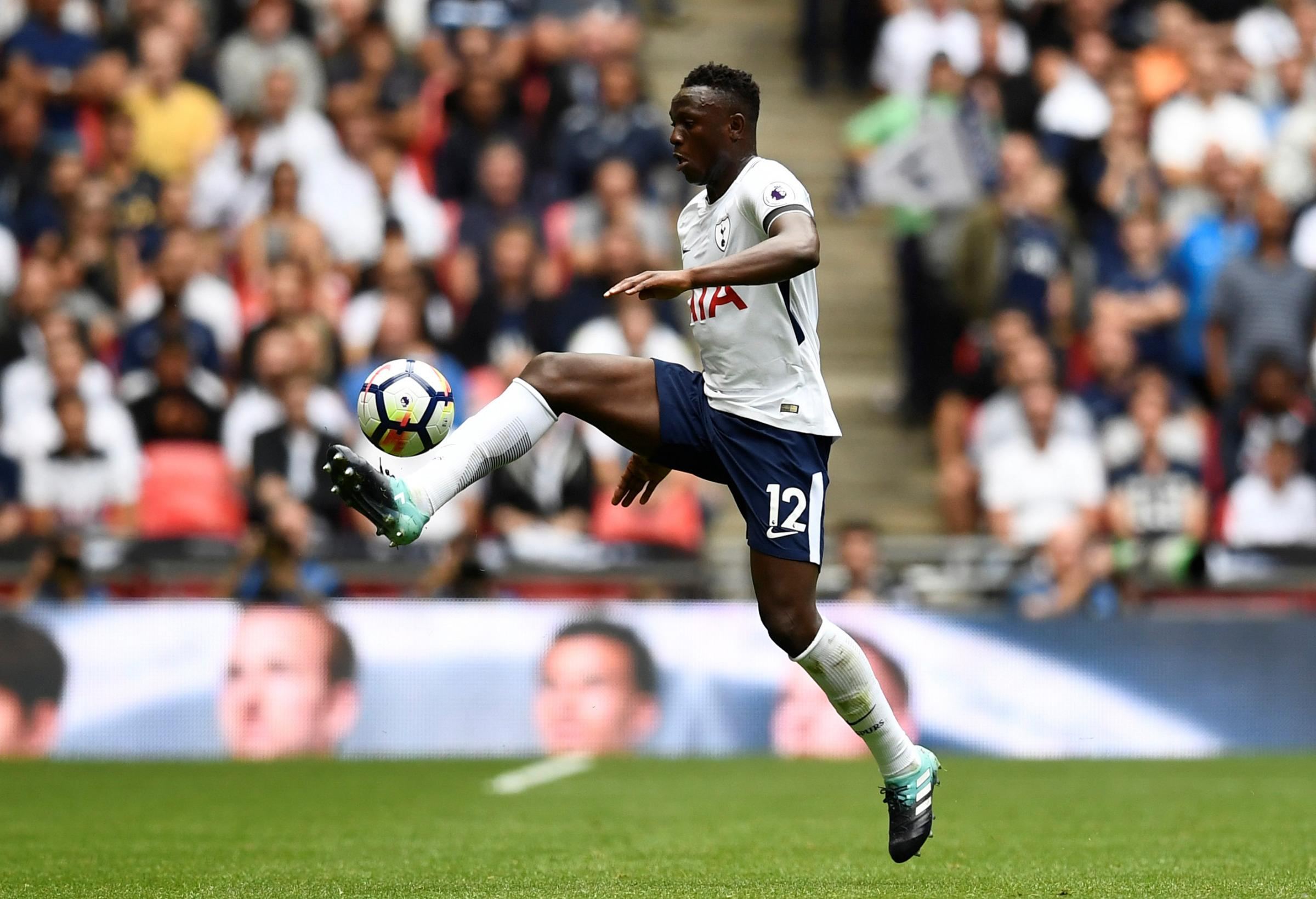 'We have missed a player like him': Victor Wanyama is close to ending his injury nightmare. Picture: Action Images