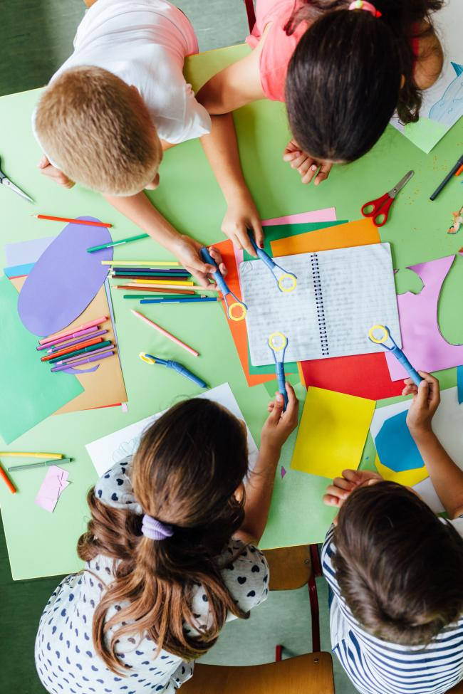 The Broadwalk Centre are hosting an arts and crafts event for children