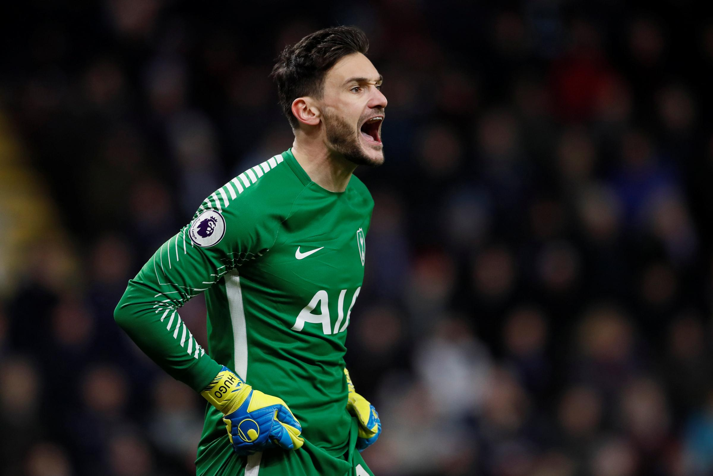 Hugo Lloris is suffering with flu. Picture: Action Images