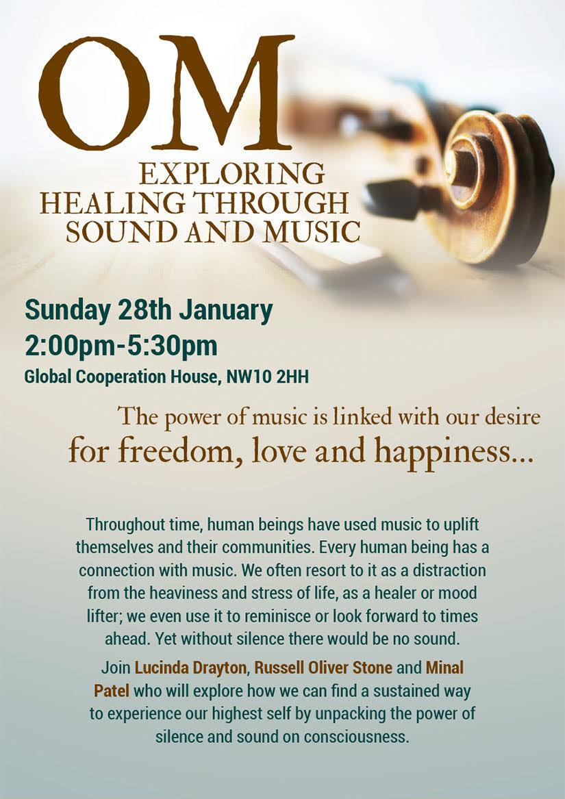 Special music event | OM...HEALING THROUGH SOUND AND MUSIC