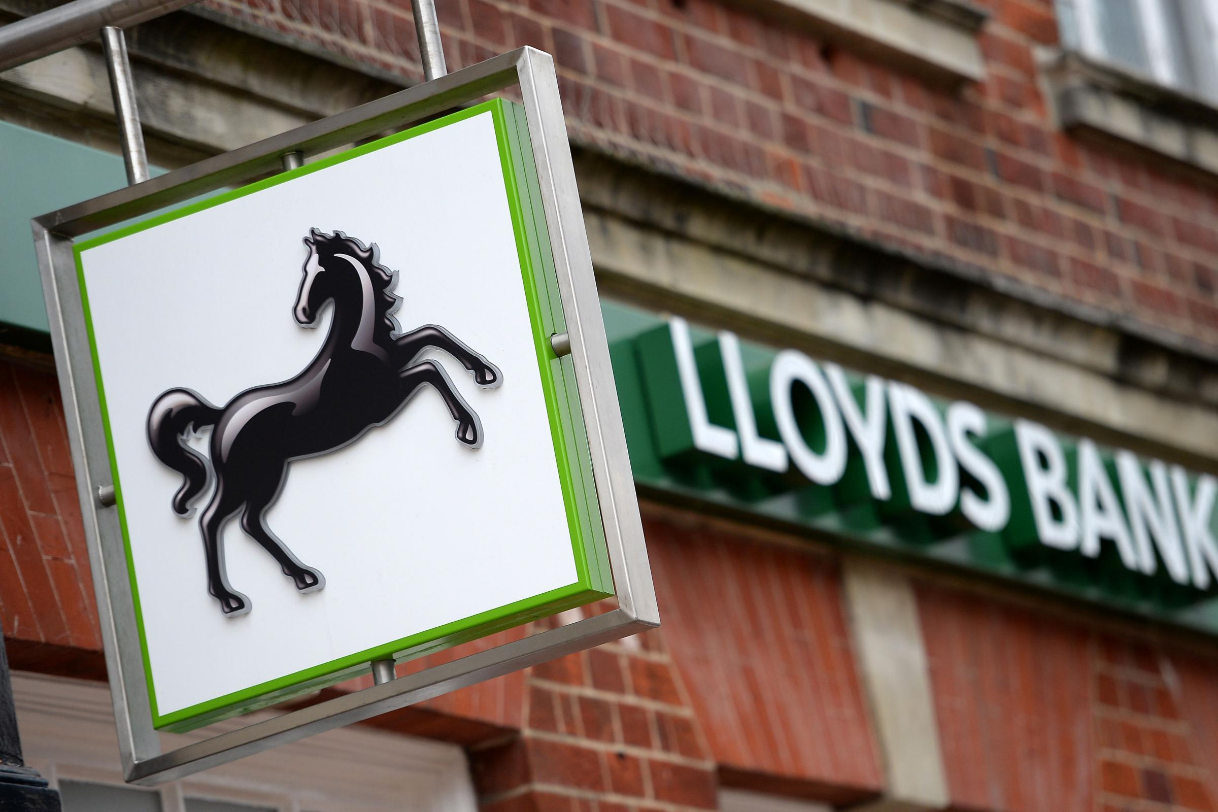 More than 1,200 jobs are being axed at Lloyds Banking Group (Andrew Matthews/PA)