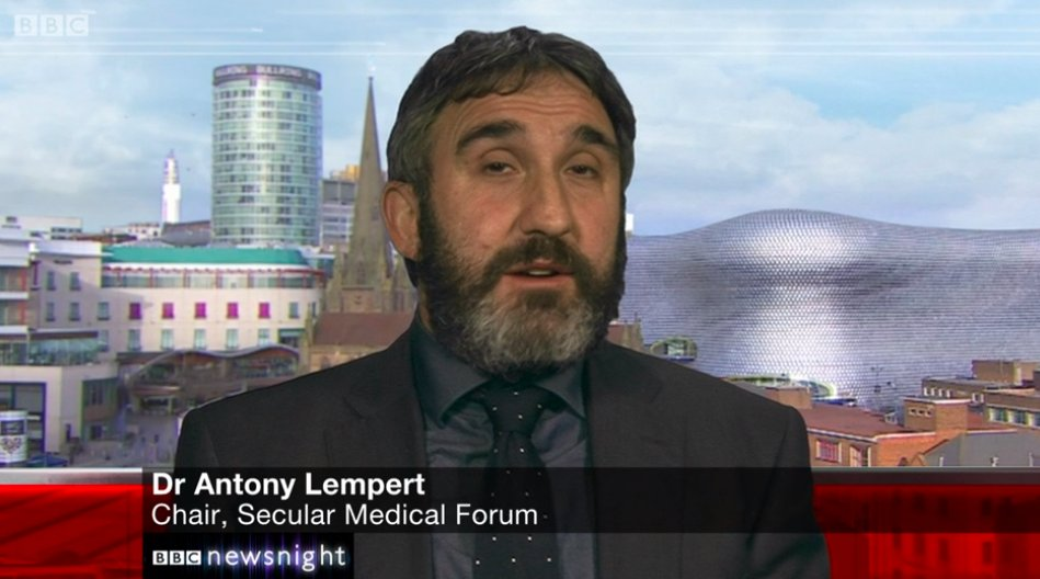 Dr Anthony Lempert