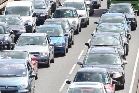 Crash on A110 Southbury Road causes rush hour delays