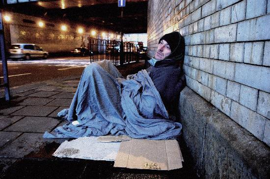Enfield Independent: Action group launched to help the homeless