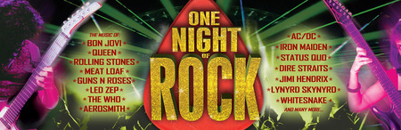 One Night of Rock,Millfield,Enfield,London,tribute,The Who,Bon Jovi,Queen