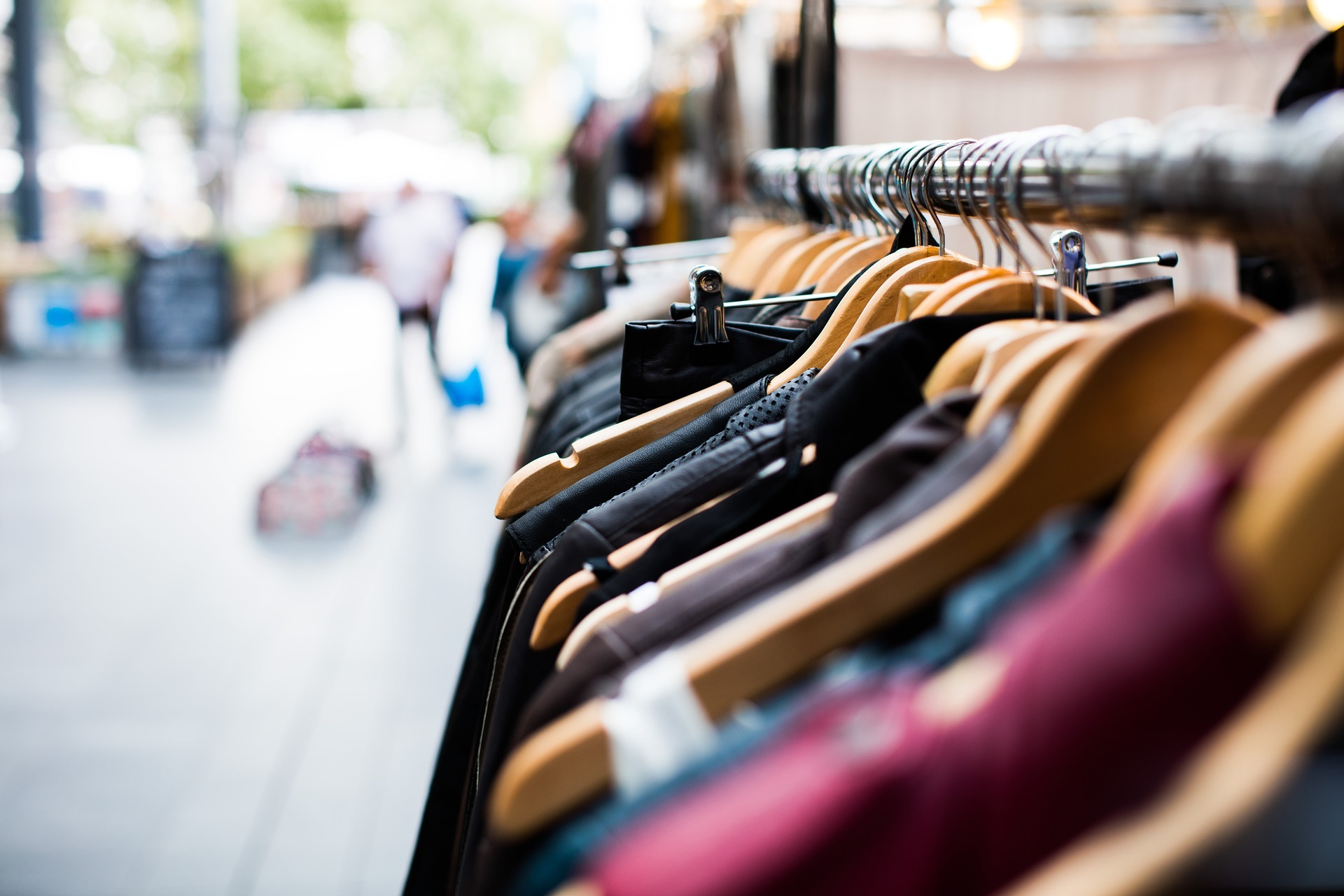 The charity claims 23 per cent of Londoners' wardrobes are unworn, equivalent to 123 million items of clothes