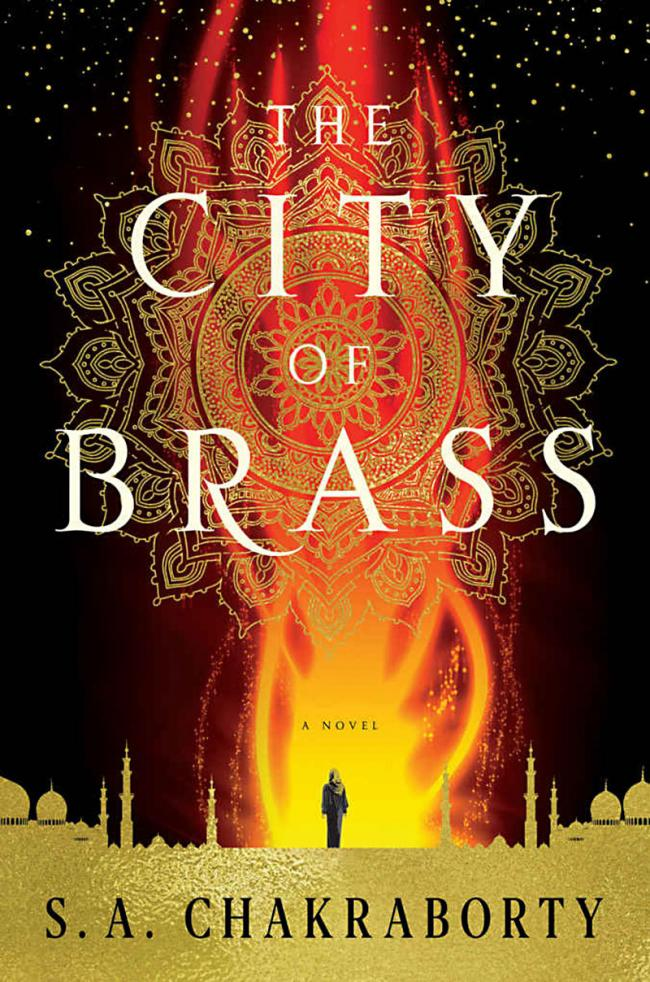 The City of Brass by SA Chakraborty