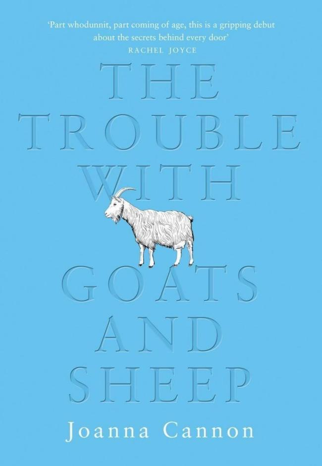 The Trouble with Goats and Sheep by Joanna Cannon