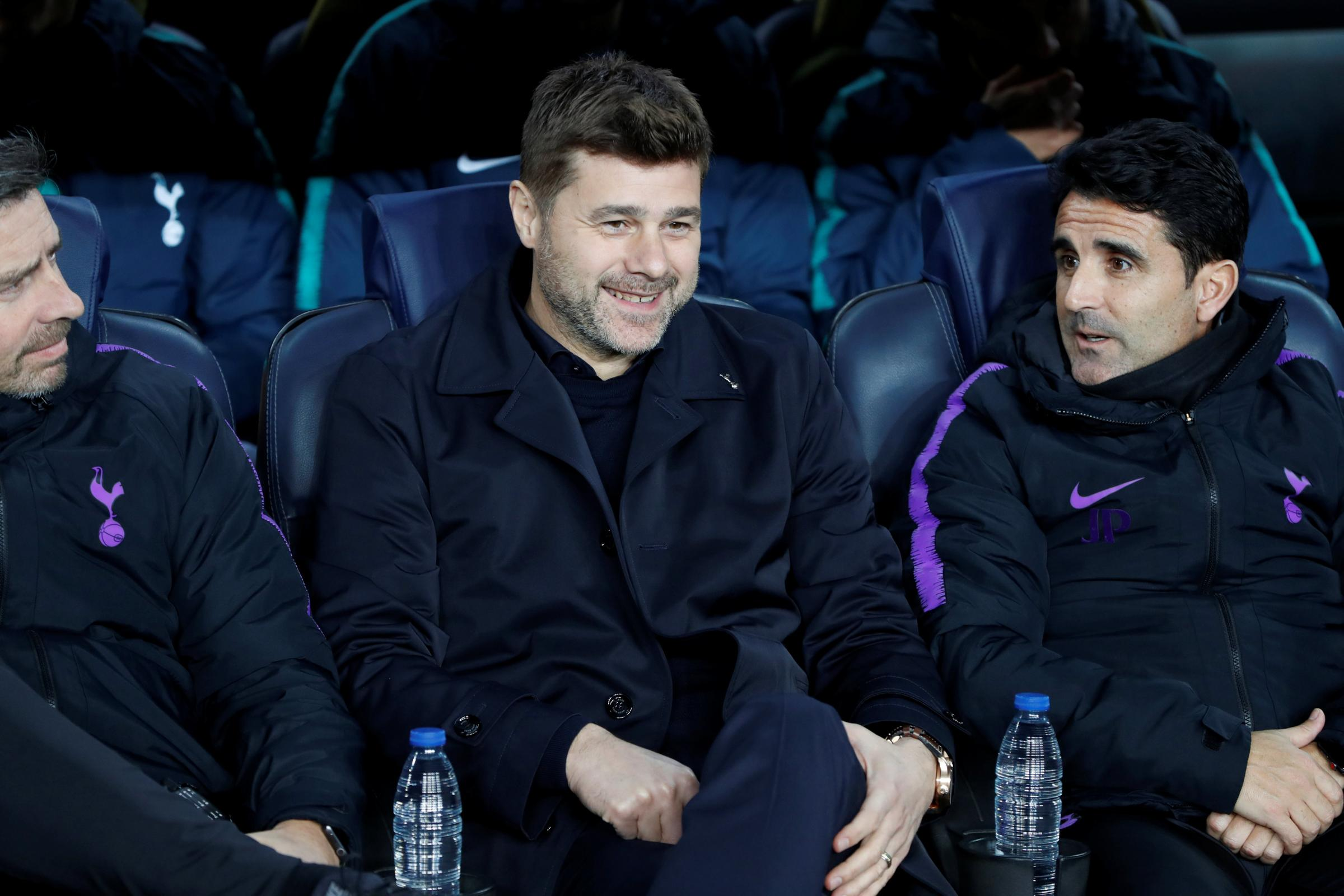 Mauricio Pochettino sent his best wishes to Jose Mourinho. Picture: Action Images