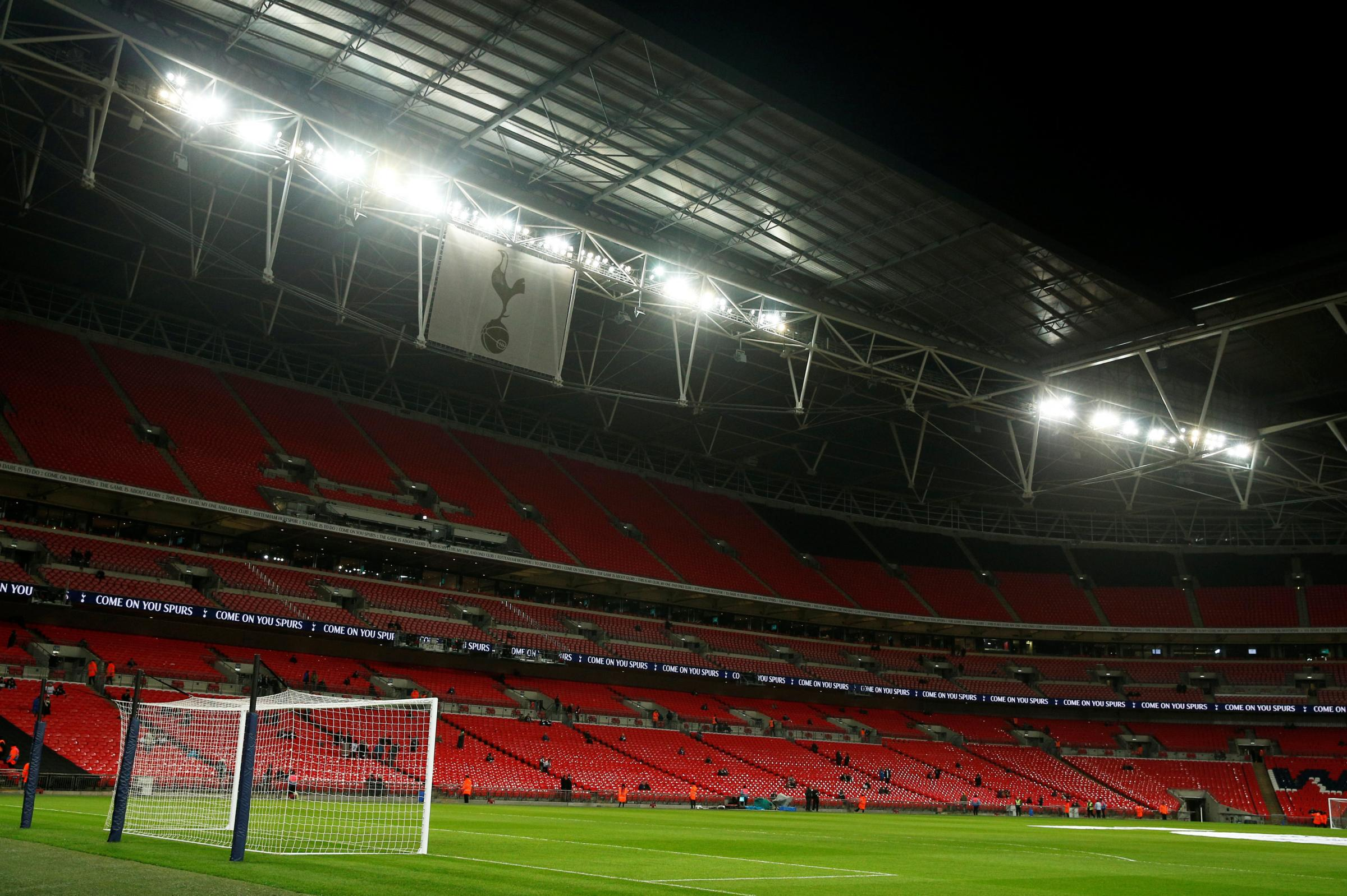 Yet more Spurs home games will be played at Wembley. Picture: Action Images