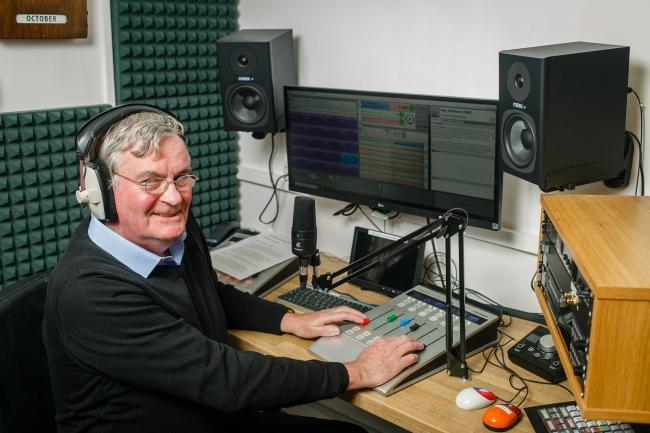 Hospital radio station going strong after grant | Enfield Independent