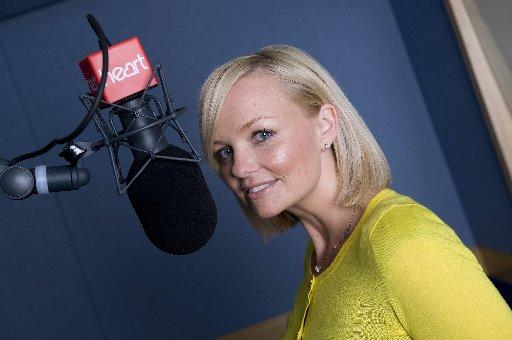 Spice Girl Emma Bunton, now a DJ with Heart FM, took to Twitter this afternoon to plead for help in finding her dog