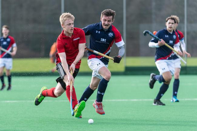 Southgate Move Up To Second In Men S Hockey League Conference East