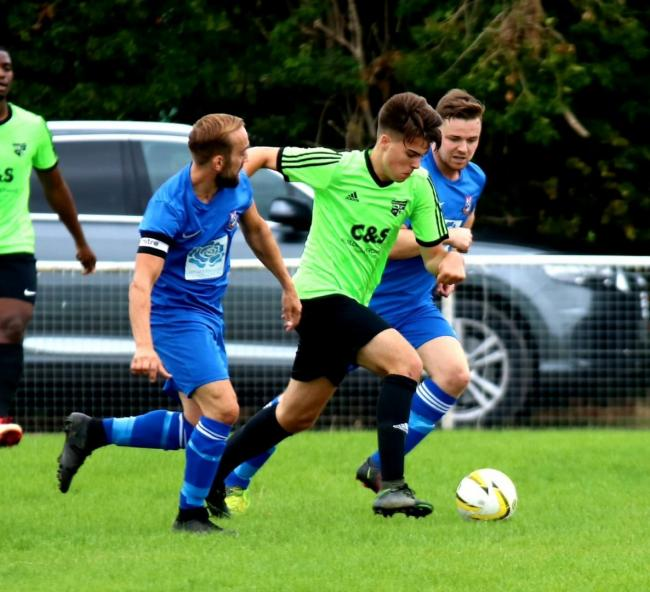 Enfield Borough drew 2-2 away at Sarratt in a pre-season friendly.
