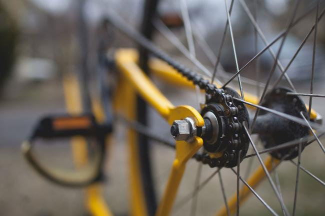 Opinion is divided on the cycle lanes