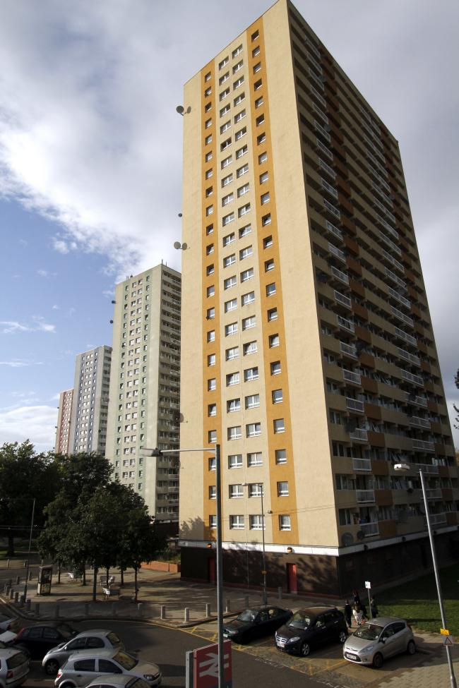 The Alma Estate in Ponders End