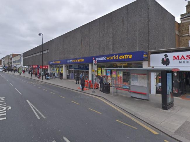 The former BHS store in Wood Green (Photo: Google Maps)
