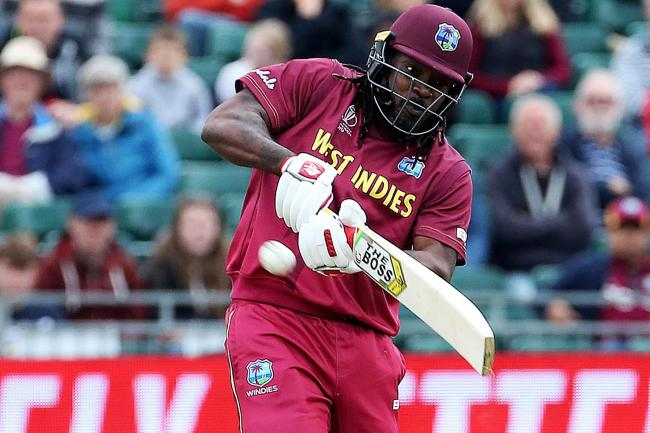 Chris Gayle will be looking to take England down